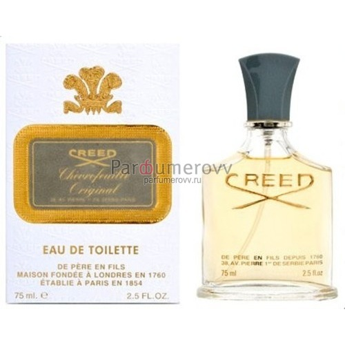 CREED CHEVREFEUILLE edt (w) 75ml