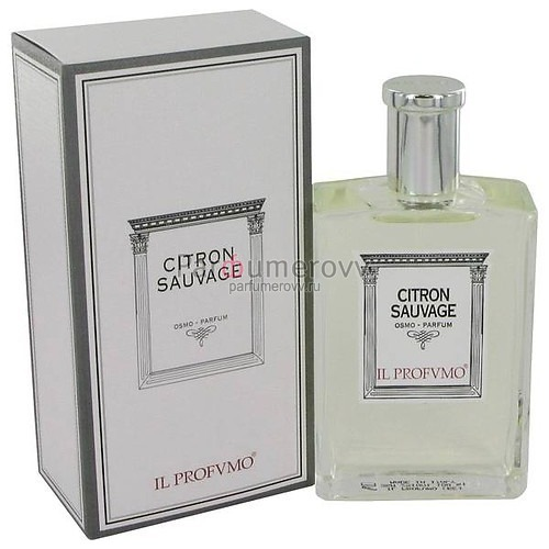 IL PROFVMO OSMO SCENTS CITRON SAUVAGE edp 50ml