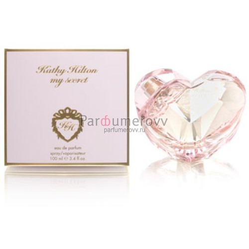 KATHY HILTON MY SECRET edp (w) 100ml
