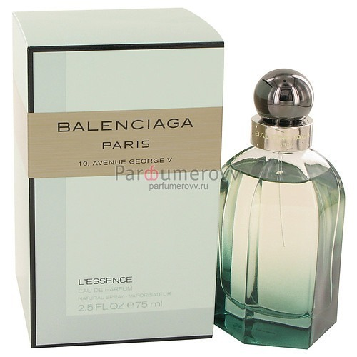 BALENCIAGA 10.AVENUE GEORGE V L'ESSENCE edp (w) 75ml