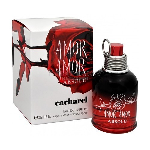 CACHAREL AMOR AMOR ABSOLU edp (w) 30ml