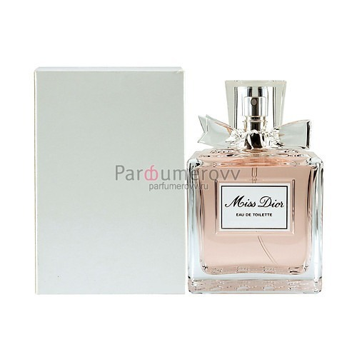 CHRISTIAN DIOR MISS DIOR CHERIE edt (w) 100ml TESTER