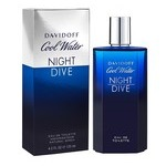 Davidoff Cool Water Night Dive For Men