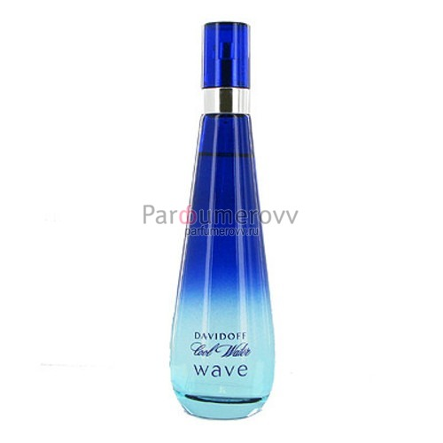 DAVIDOFF COOL WATER WAVE edt (w) 100ml TESTER
