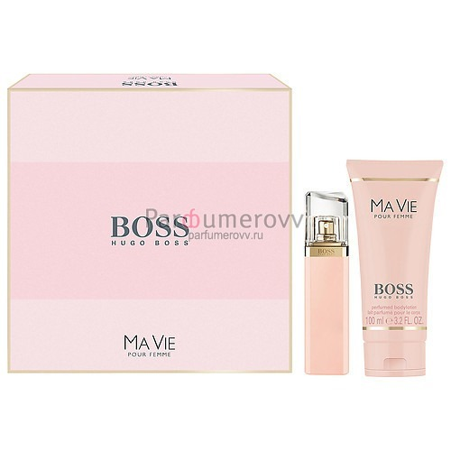 HUGO BOSS MA VIE edp (w) 50ml + 100ml b/l
