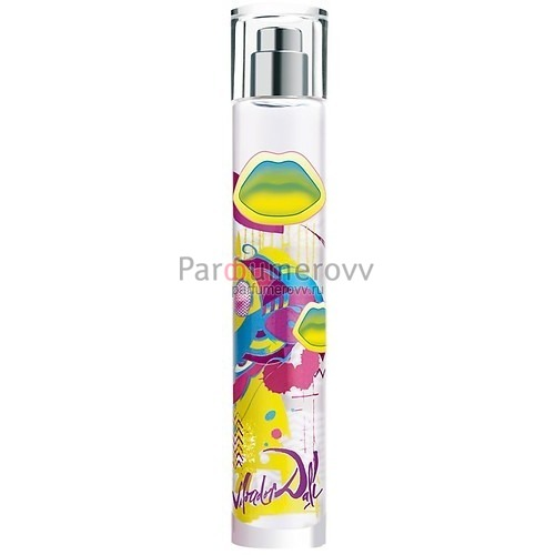 SALVADOR DALI LOVELY KISS edt (w) 50ml TESTER