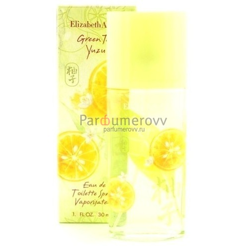 ELIZABETH ARDEN GREEN TEA YUZU edt (w) 30ml