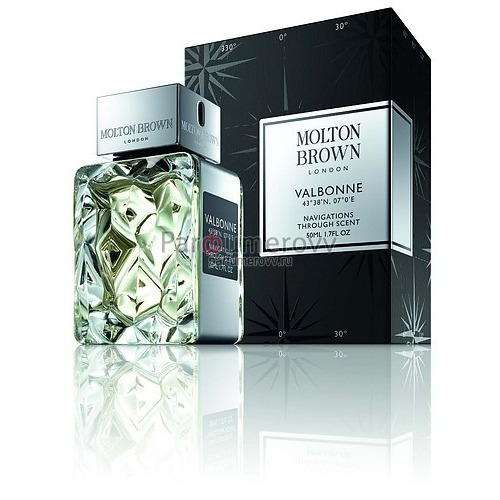 MOLTON BROWN VALBONNE edp 50ml