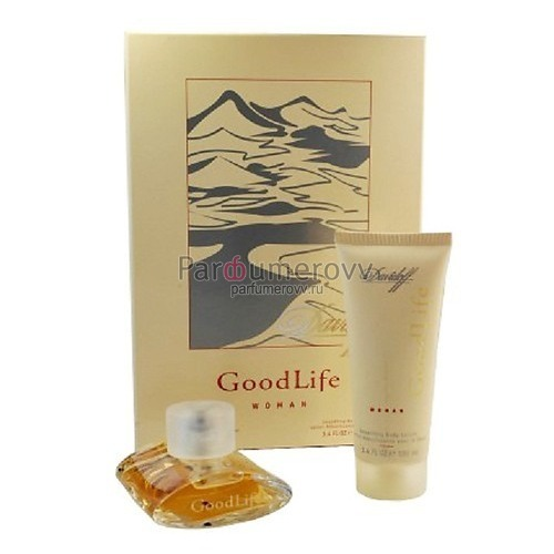 DAVIDOFF GOOD LIFE edp (w) 50ml+200ml b/l
