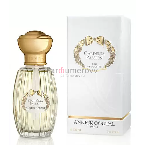 ANNICK GOUTAL GARDENIA PASSION edt (w) 100ml TESTER