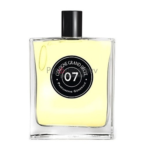 GENERALE PARFUMERIE PG07 COLOGNE GRAND SIECLE edt 100ml