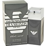 Giorgio Armani Emporio Diamonds Black Carat For Him