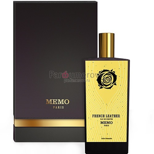 MEMO FRENCH LEATHER edp 200ml TESTER