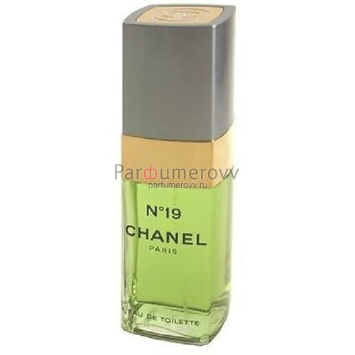 CHANEL №19 edt (w) 50ml TESTER
