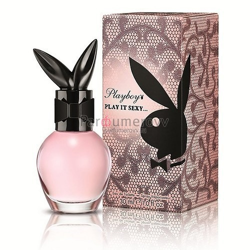 PLAYBOY PLAY IT SEXY edt (w) 30ml