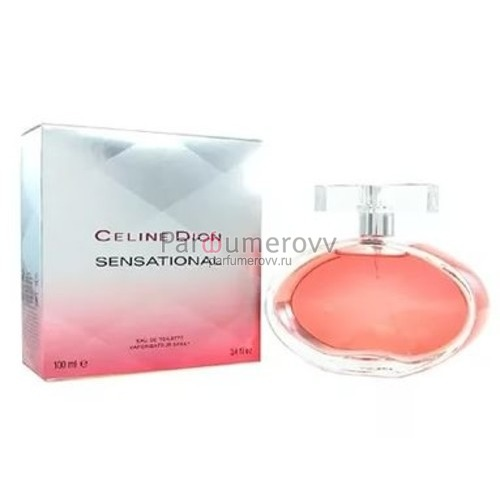 CELINE DION SENSATIONAL edt (w) 30ml TESTER