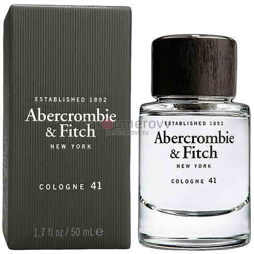 ABERCROMBIE & FITCH COLOGNE 41 edc (m) 50ml