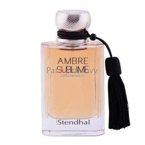 STENDHAL AMBRE SUBLIME edp (w) 40ml