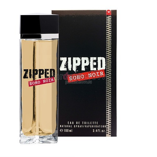 PERFUMER'S WORKSHOP ZIPPED SOHO NOIR edt (m) 100ml