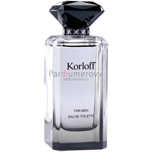 KORLOFF MEN edt (m) 88ml TESTER