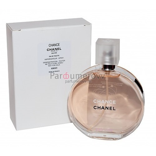 CHANEL CHANCE eau VIVE edt (w) 50ml TESTER