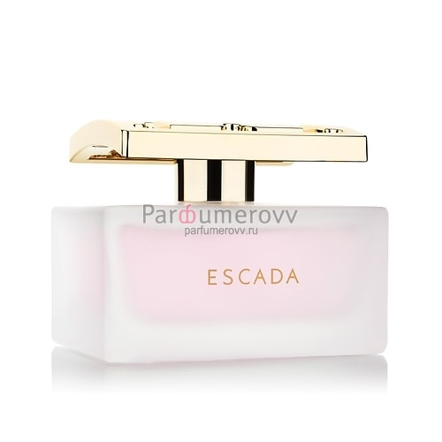 ESCADA ESPECIALLY DELICATE NOTES edt (w) 50ml TESTER