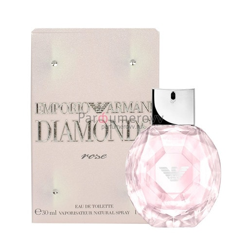 GIORGIO ARMANI EMPORIO DIAMONDS ROSE edt (w) 30ml