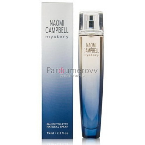 NAOMI CAMPBELL MYSTERY edt (w) 75ml
