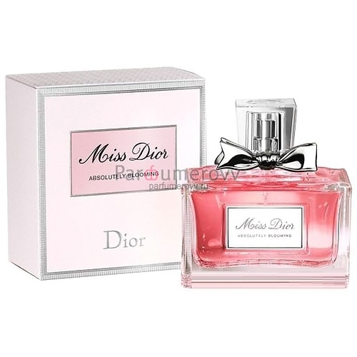 CHRISTIAN DIOR MISS DIOR ABSOLUTELY BLOOMING edp (w) 20ml roller
