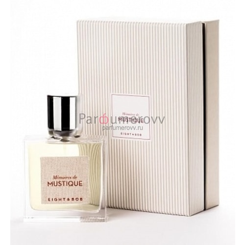 EIGHT & BOB MEMOIRES DE MUSTIQUE edt 100ml TESTER