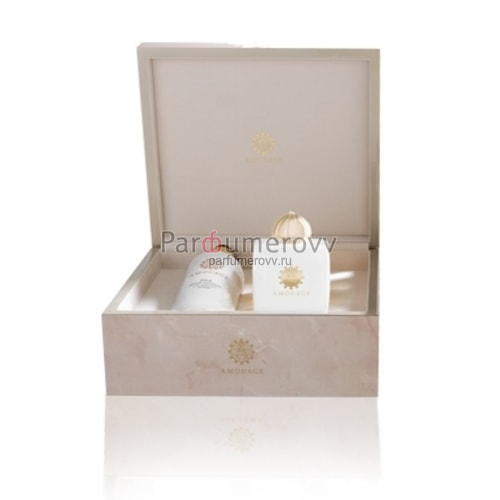 AMOUAGE HONOUR edp (w) 100ml + 300ml b/l
