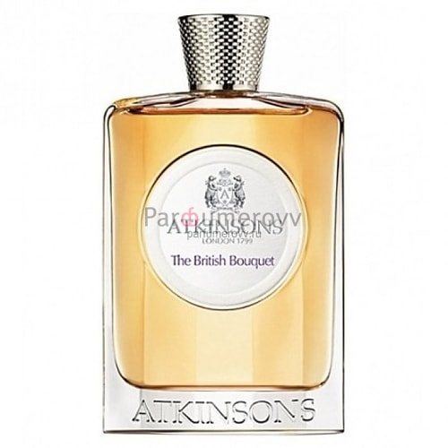 ATKINSONS THE BRITISH BOUQUET edt 100ml TESTER