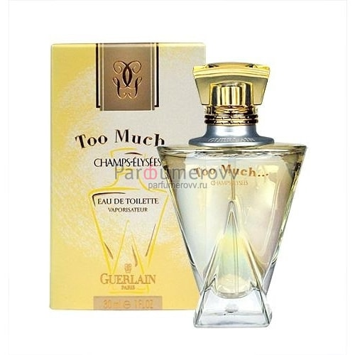 GUERLAIN CHAMPS-ELYSEES TOO MUCH edt (w) 30ml