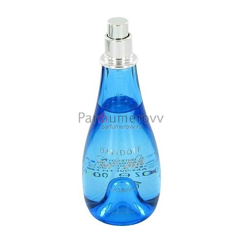 DAVIDOFF COOL WATER edt (w) 30ml TESTER