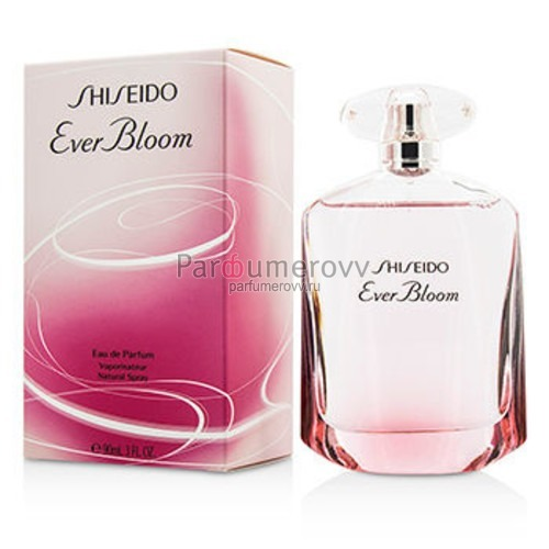 SHISEIDO EVER BLOOM edp (w) 90ml