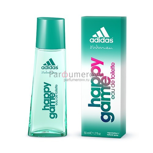 ADIDAS HAPPY GAME edt (w) 50ml TESTER