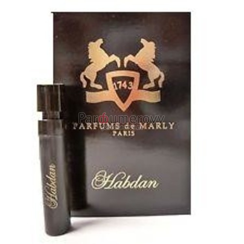 PARFUMS DE MARLY HABDAN edp 1.2ml пробник