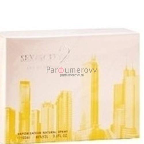 SEX IN THE CITY 2 SECRET edp (w) 100ml
