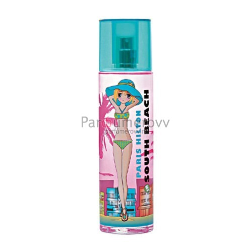 PARIS HILTON PASSPORT SOUTH BEACH edt (w) 100ml TESTER