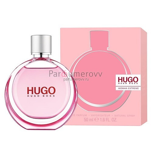 HUGO BOSS WOMAN EAU DE PARFUM EXTREME edp (w) 50ml