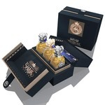 Shaik Opulent Set For Women (№33 Gold Edition + Shaik №30 + Shaik №33)