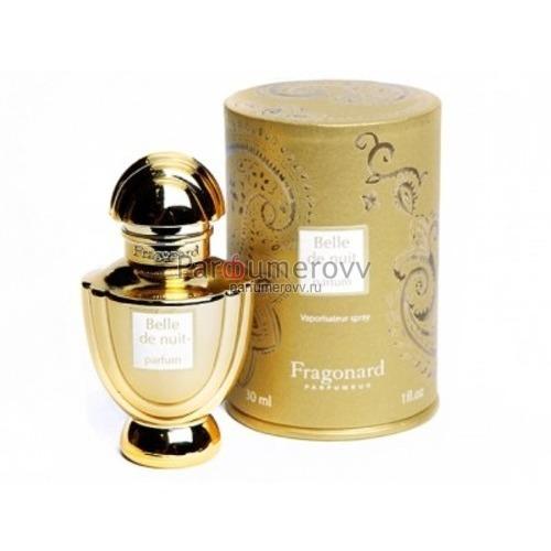 женская парфюм Fragonard Belle De Nuit Parfum W 30ml Parfume в