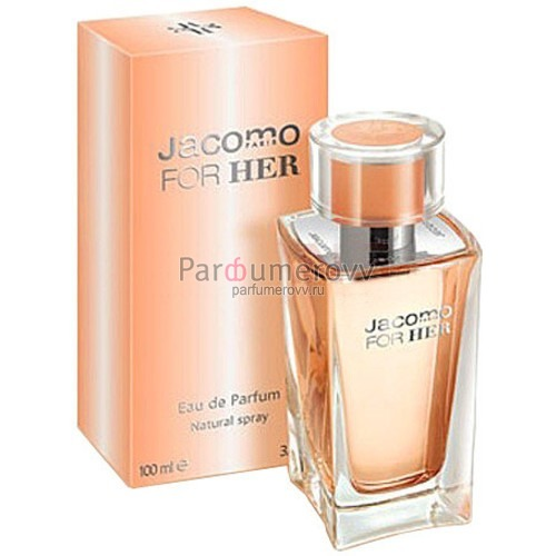 JACOMO FOR HER edp (w) 100ml