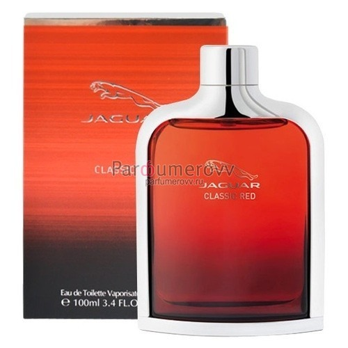 JAGUAR CLASSIC RED edt (m) 100ml