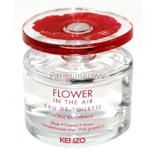 KENZO FLOWER IN THE AIR edt (w) 100ml TESTER