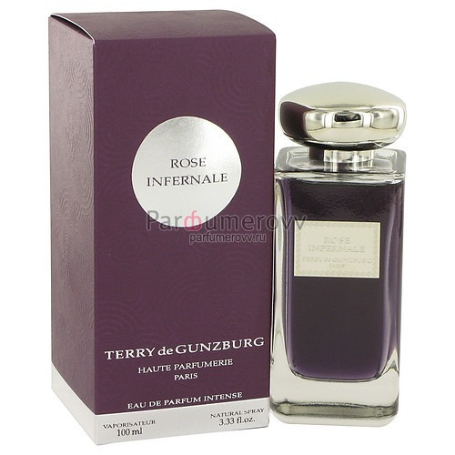 TERRY DE GUNZBURG ROSE INFERNALE edp (w) 1.5ml пробник