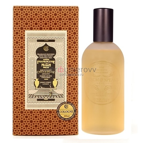 CZECH & SPEAKE FRANKINCENSE & MYRRH edc 100ml