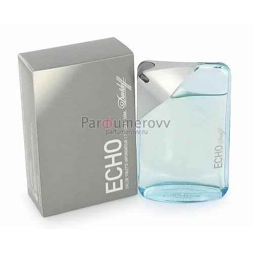 DAVIDOFF ECHO edt (m) 50ml TESTER