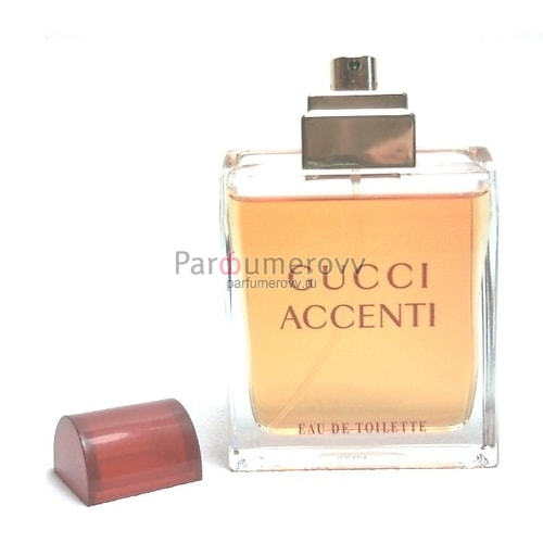 GUCCI ACCENTI edt (w) 50ml TESTER