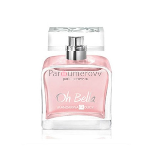MANDARINA DUCK OH BELLA edt (w) 30ml TESTER